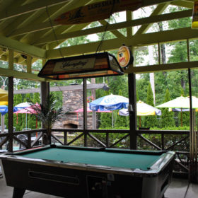 Outdoor Billards